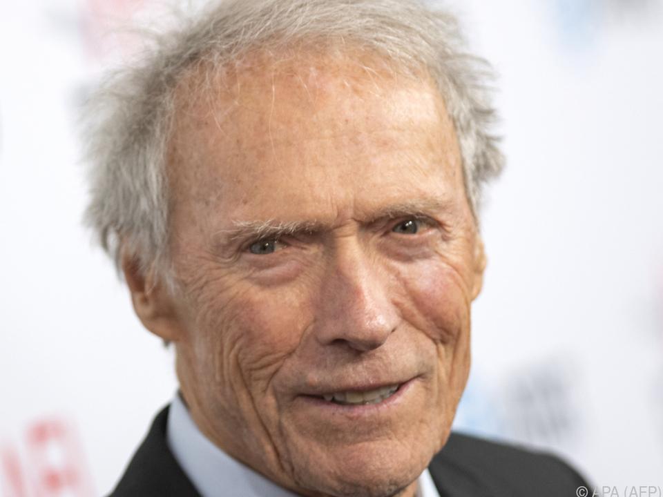 Eastwood führte zuletzt bei \