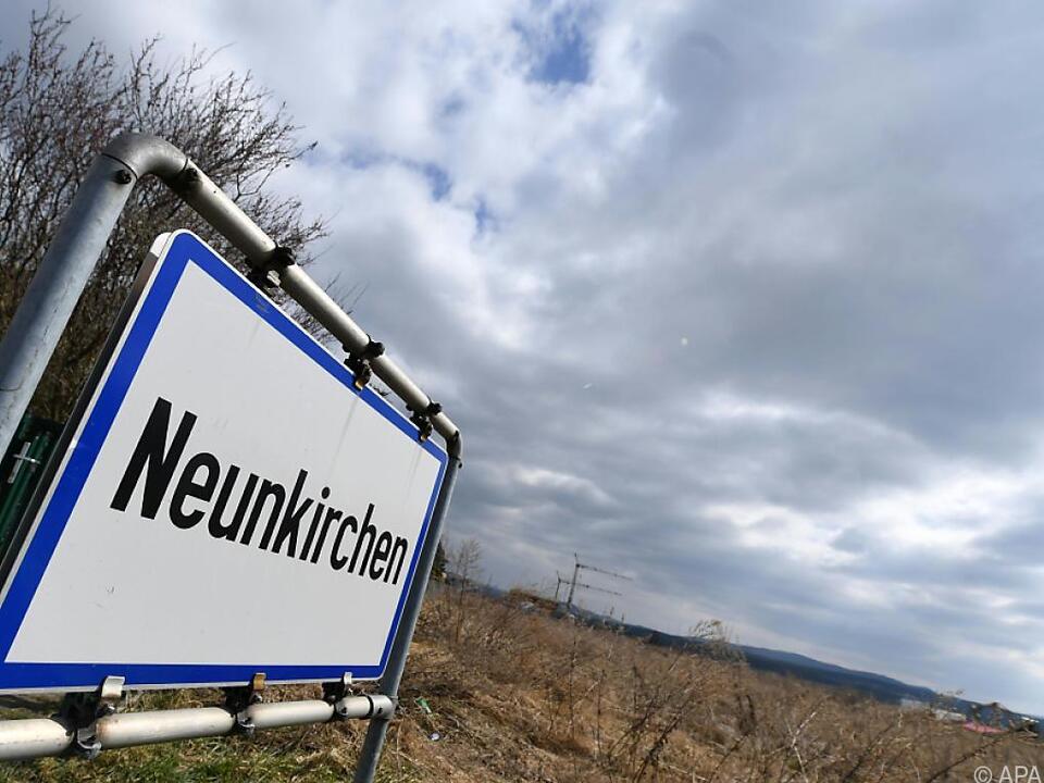 Erdbeben im Raum Neunkirchen
