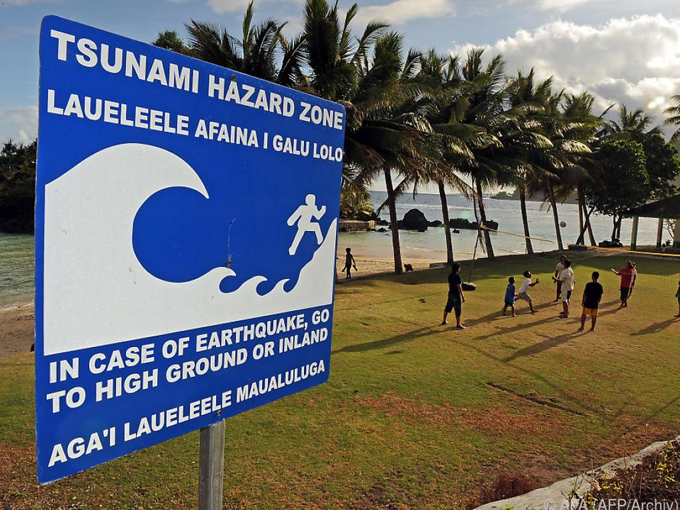 Es wurde mit hohen Wellen gerechnet
