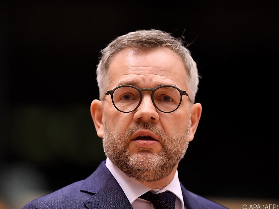 Europa-Staatssekretär Michael Roth: \