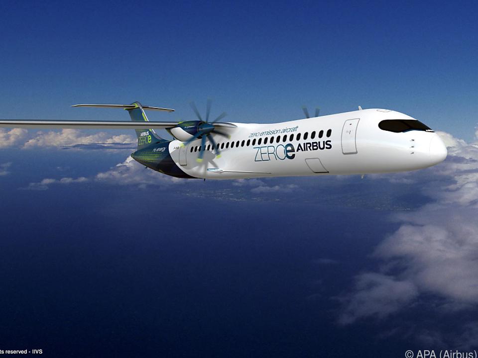 Fliegen mit Wasserstoff noch in weiter Ferne