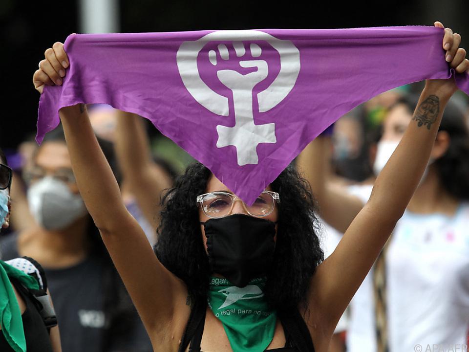 Frauen in der Türkei sind häufig Opfer von Gewalt