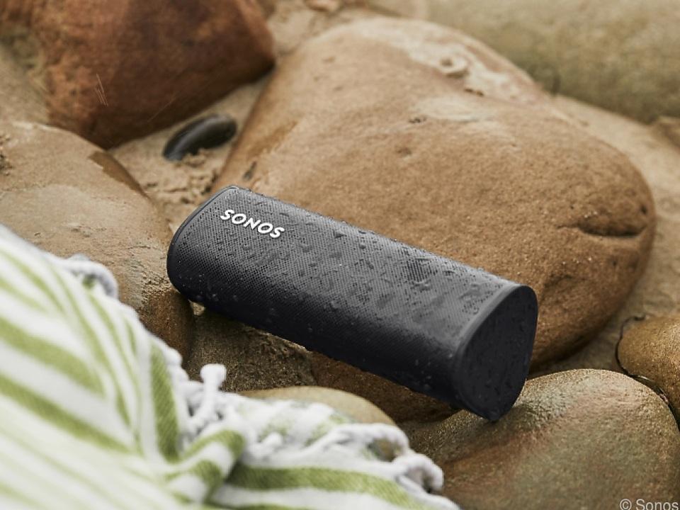 Der Sonos Roam ist wasser- und staubfest ausgelegt