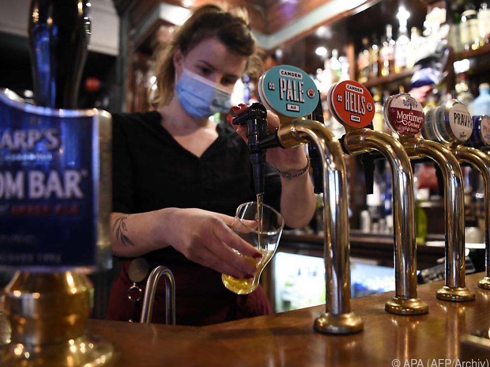 Für viele britische Pubs heißt es: \
