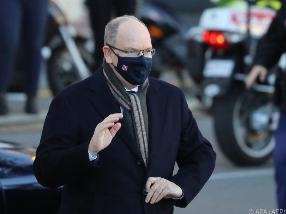 Fürst von Monaco mit Kritik an öffentlichen Vorwürfen