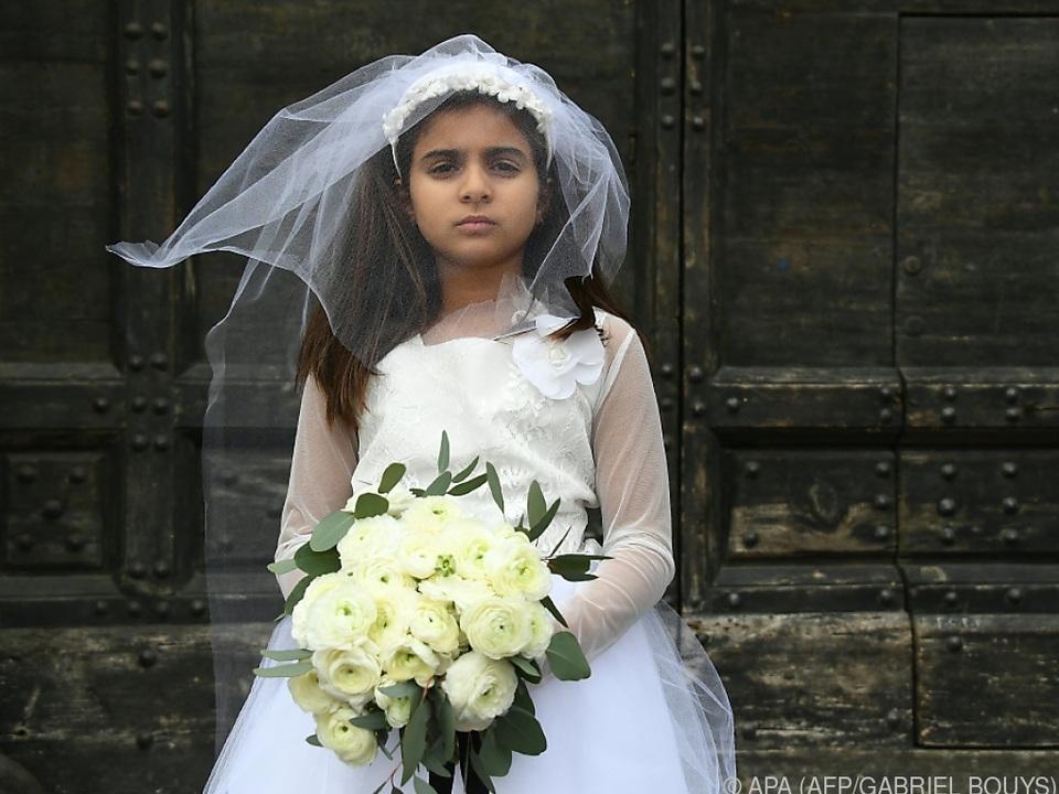 Geschätzt 650 Millionen Mädchen und Frauen wurden als Kind verheiratet