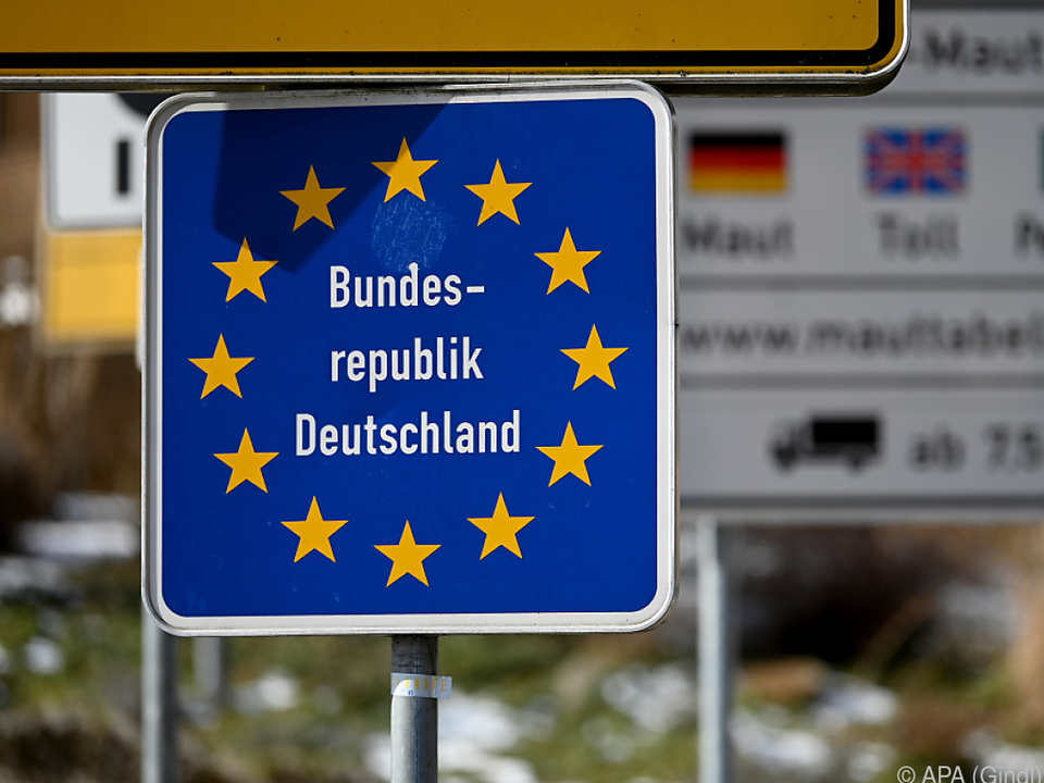Grenzkontrollen vorerst bis 17. März verlängert