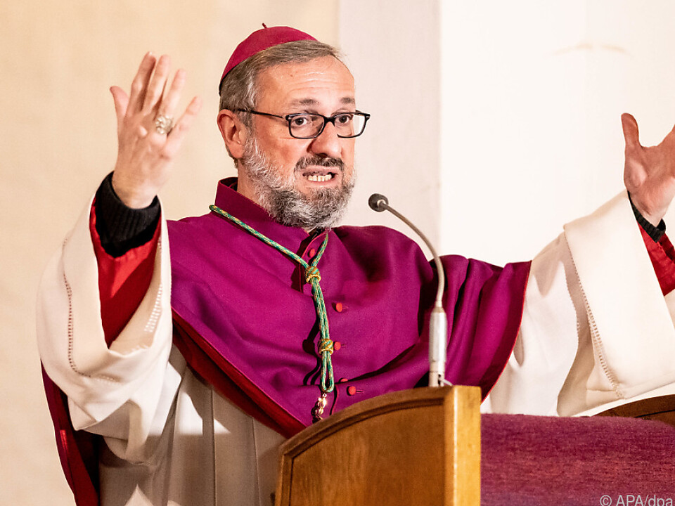 Hamburgs Erzbischof Heße bietet seinen Rückzug an
