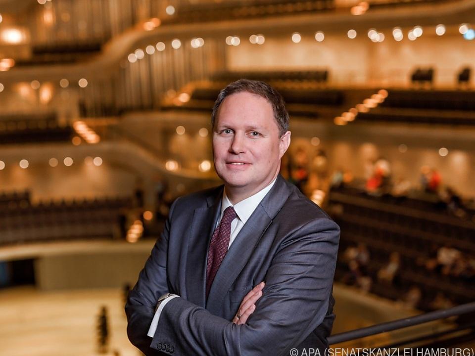 Hamburgs Kultursenator Carsten Brosda sieht Politik herausgefordert