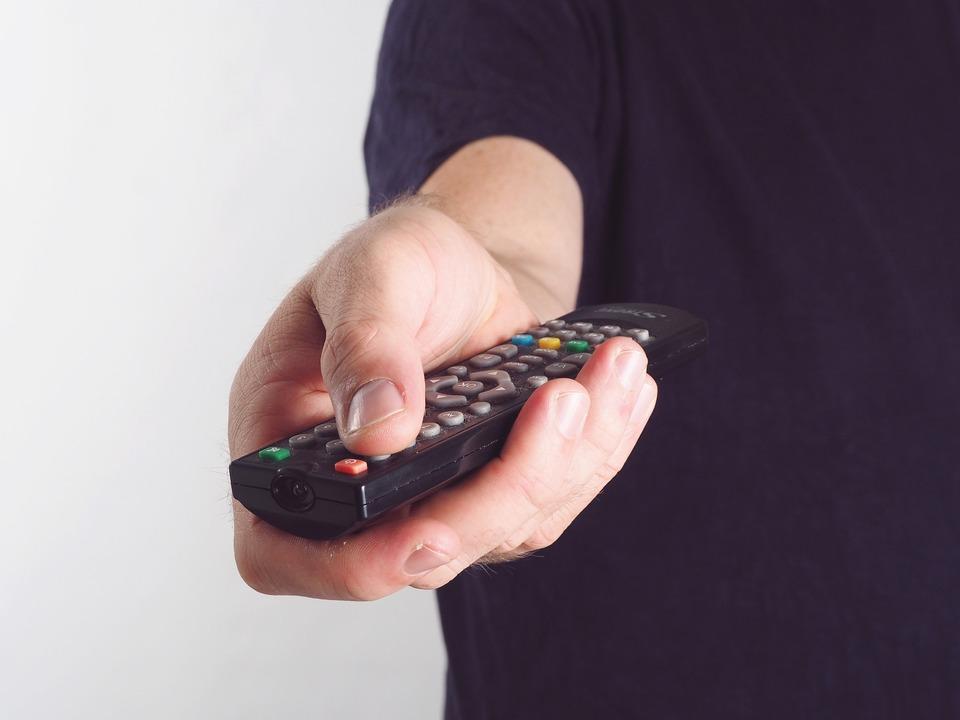 Fernsehbedienung Fernseher sym
