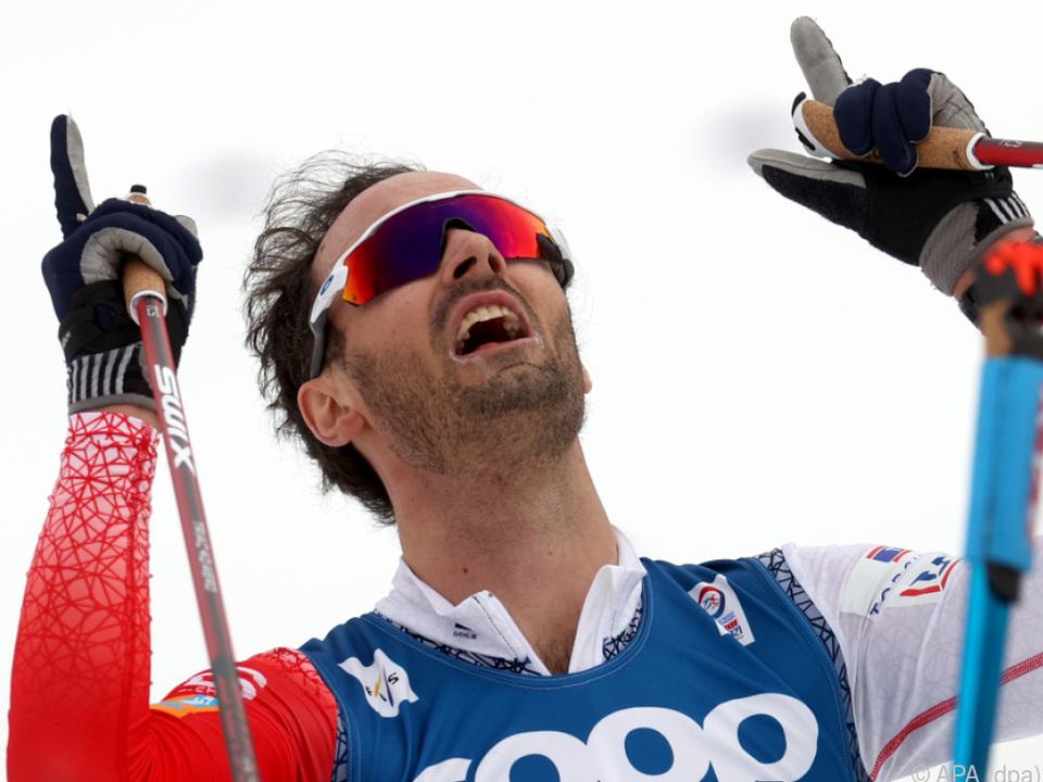 Holund ist 15 km-Weltmeister