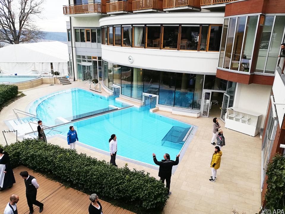 Hotels sind während der Coronakrise schwer verkäuflich