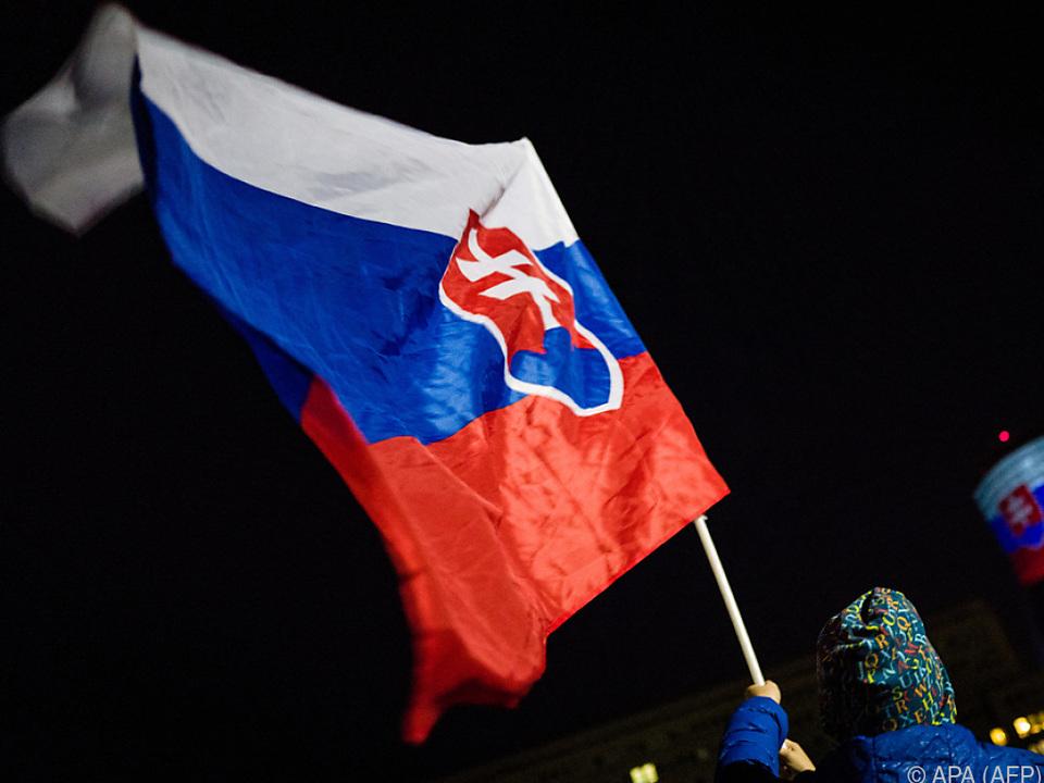 In der Slowakei geht es derzeit rund