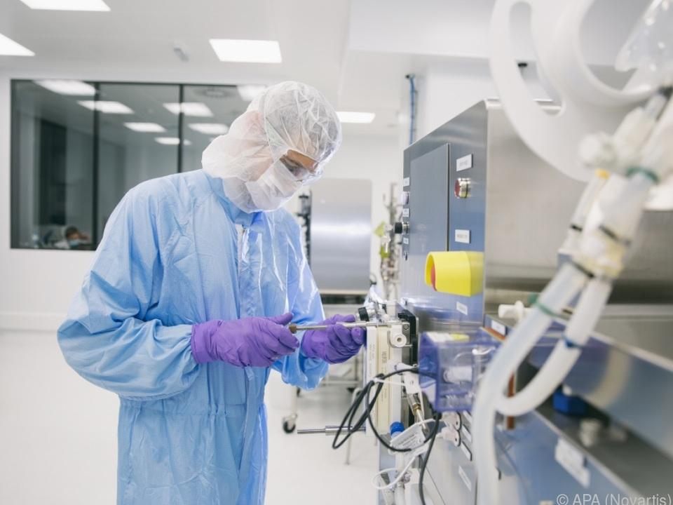 In Kundl wird Herstellung eines Corona-Impfstoffkandidaten unterstützt