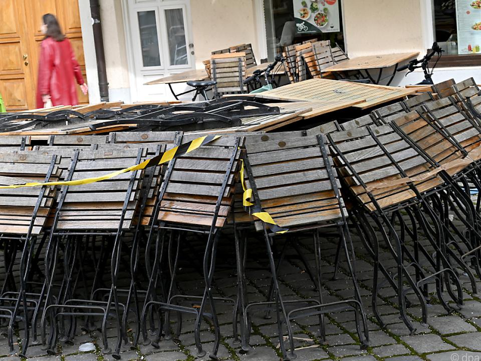 In Vorarlberg soll die Gastonomie am 15. März aufsperren