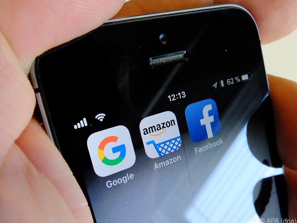 Internet-Konzerne zahlen in Europa kaum Steuern
