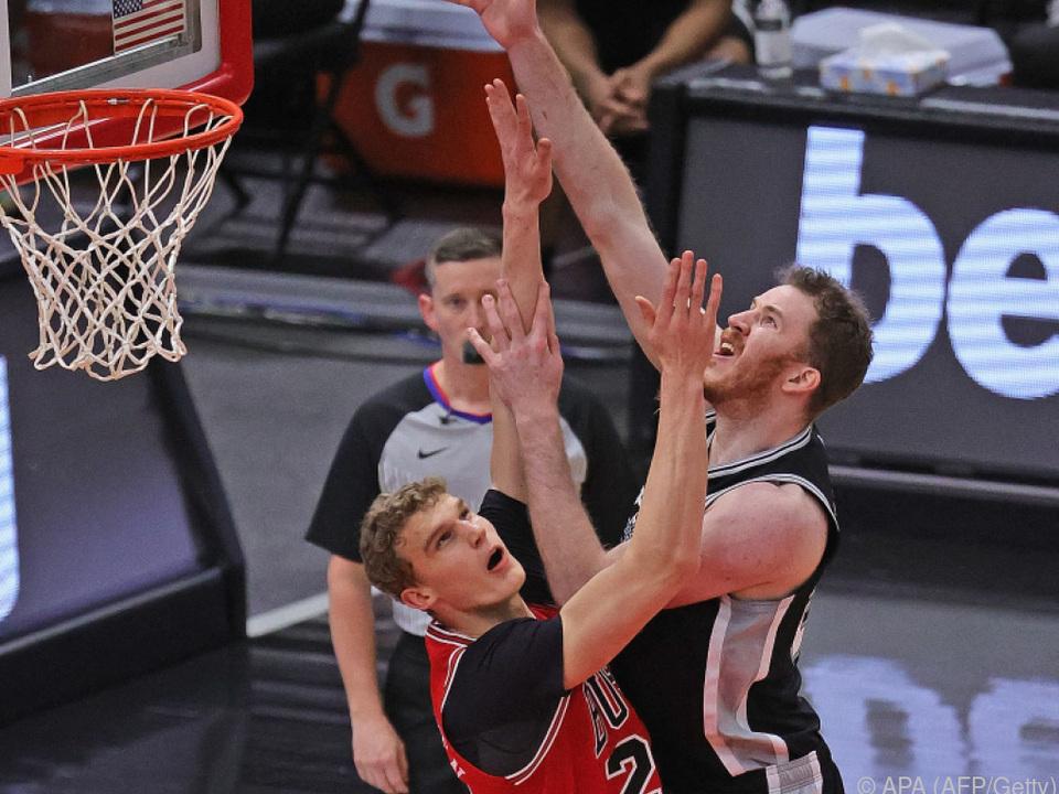 Jakob Pöltl erzielt zum dritten Mal in der NBA 20 Punkte