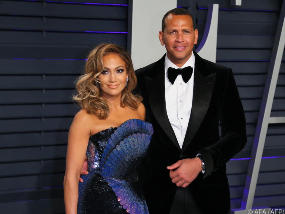 Jennifer Lopez und Alex Rodriguez sind seit vier Jahren zusammen