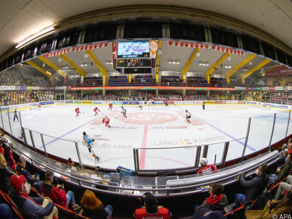 Kärntner Derby in Klagenfurt zum Play-off-Start im Fokus