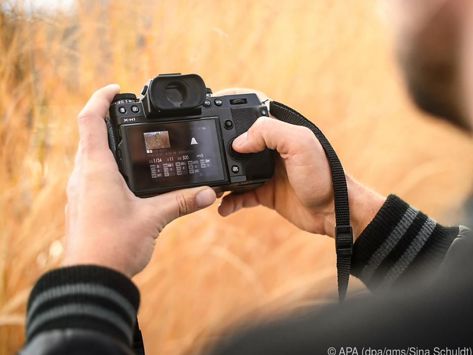Kamera mit vielen Knöpfen: Davon sollte man sich nicht abschrecken lassen