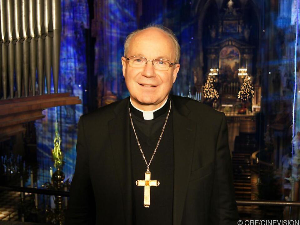 Kardinal Schönborn ist \