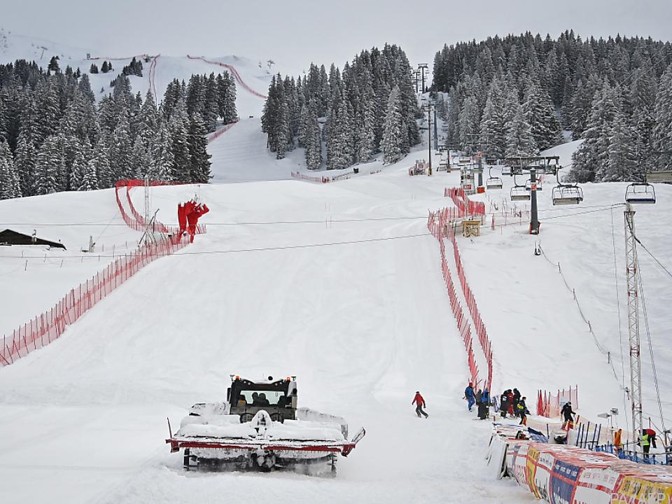 Keine Abfahrten beim Weltcup-Finale in Lenzerheide