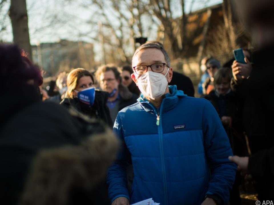 Kickls Kundgebungs-Teilnahme verärgert die Polizeigewerkschaft