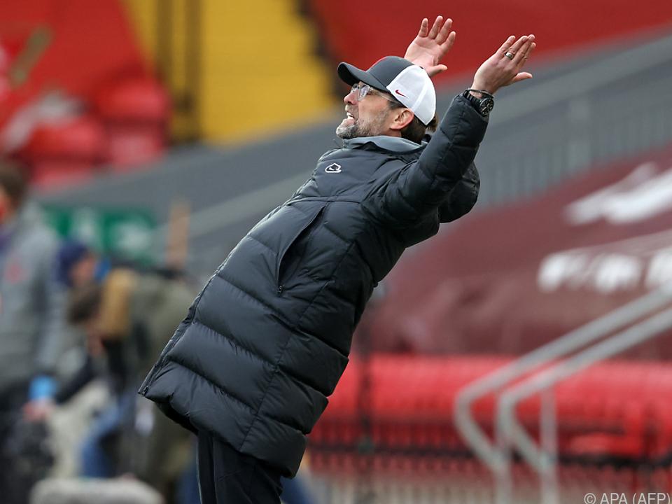 Klopp jubelt über Champions-League-Aufstieg von Liverpool