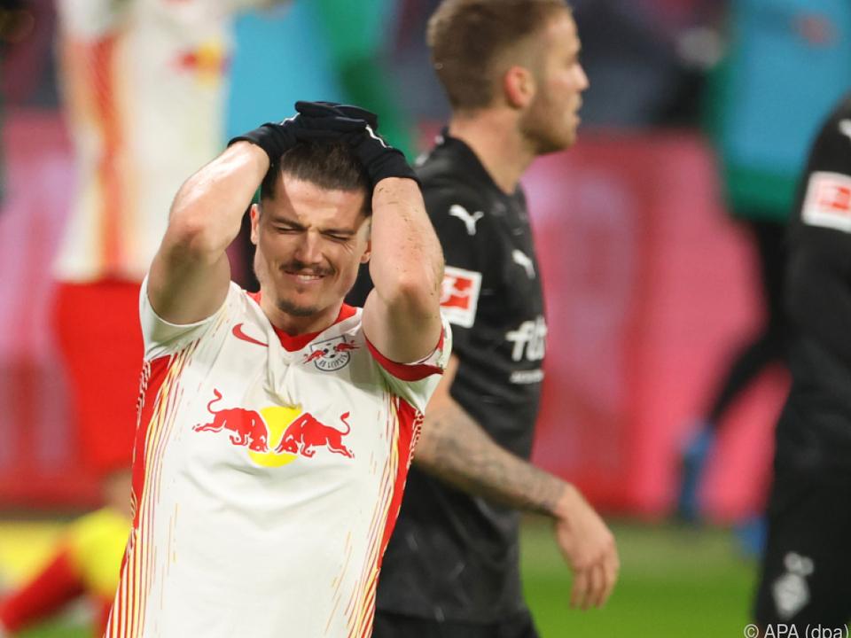 Leipzig-Kapitän Sabitzer fehlt wohl im Cup gegen Wolfsburg
