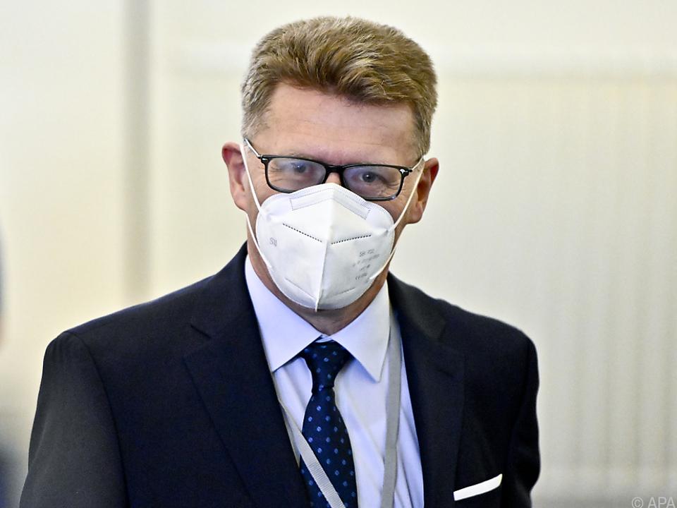Leiter der OStA Wien abermals im U-Ausschuss