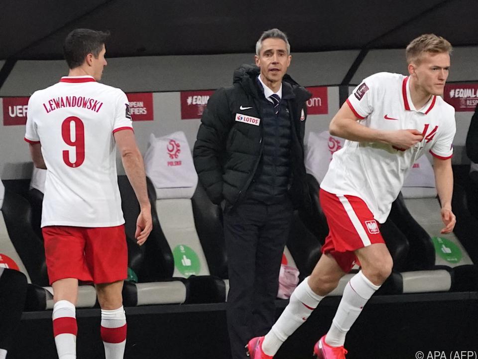 Lewandowski musste gegen Andorra vorzeitig vom Feld
