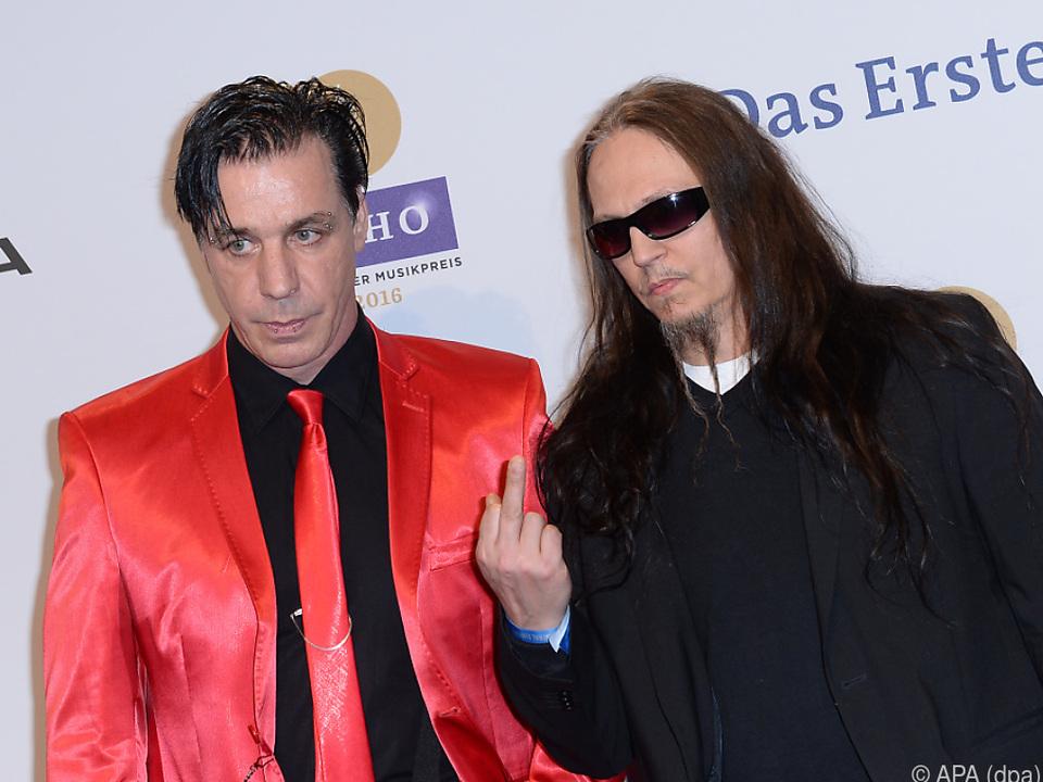 Lindemann und Tägtgren trennten sich im November 2020
