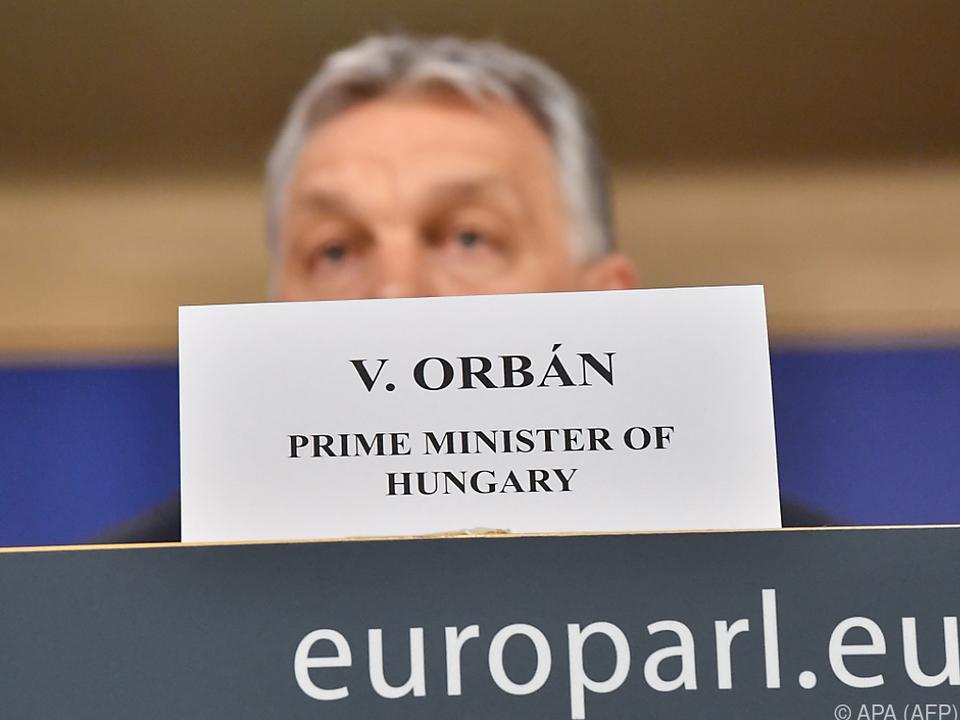 Lostag für europäische Zukunft der Orban-Partei