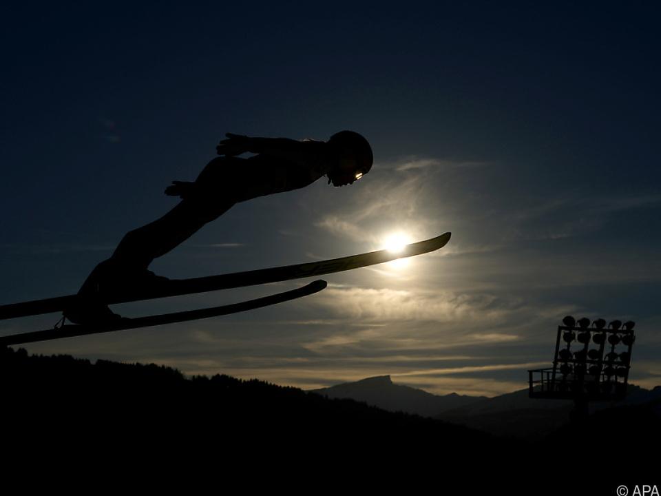 Marita Kramer flog vor dem Sonnenuntergang zum Qualifikationssieg