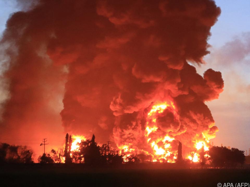 Mehr als 200 Mrd. Dollar Gesamtschaden durch Katastrophen