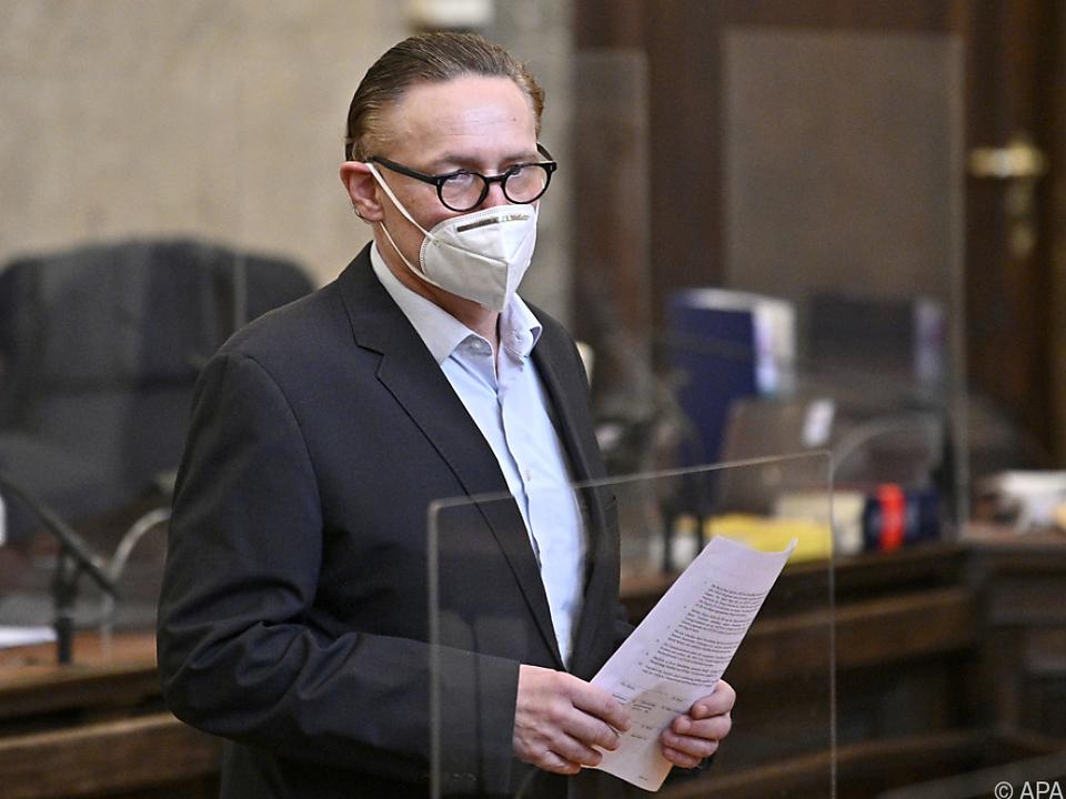 Mehrjährige unbedingte Haft für Ex-FPÖ-Abgeordneten Schellenbacher