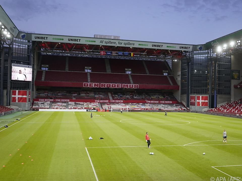 Mindestens 12.000 Fans sollen bei der EM im Parken-Stadion feiern