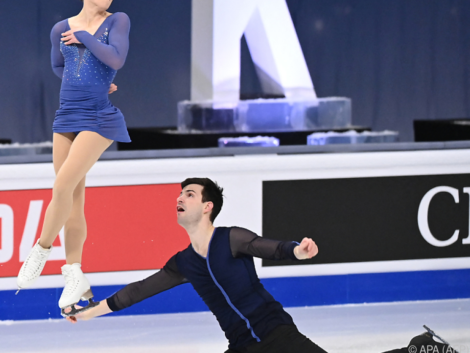 Miriam Ziegler und Severin Kiefer überzeugten mit Rang neun