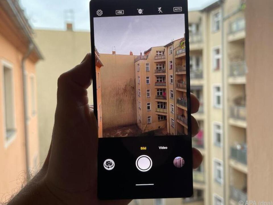 Die Kamera des Carbon 1 Mk II schießt noch verbesserungswürdige Bilder