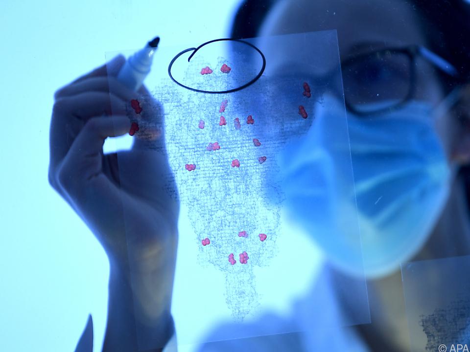 Mutationen lassen Infektionszahlen weiterhin ansteigen