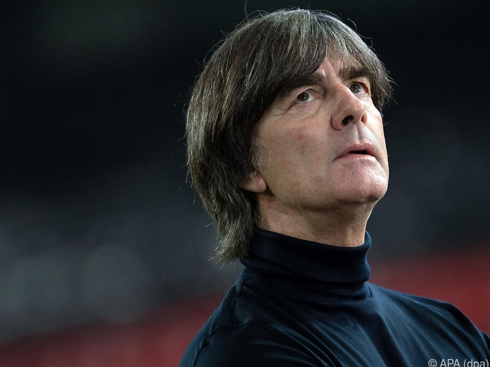 Nach der EM hört Löw als deutscher Bundestrainer auf
