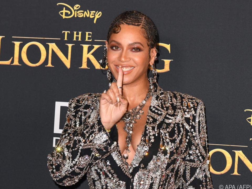 Neun Nominierungen für Beyoncé