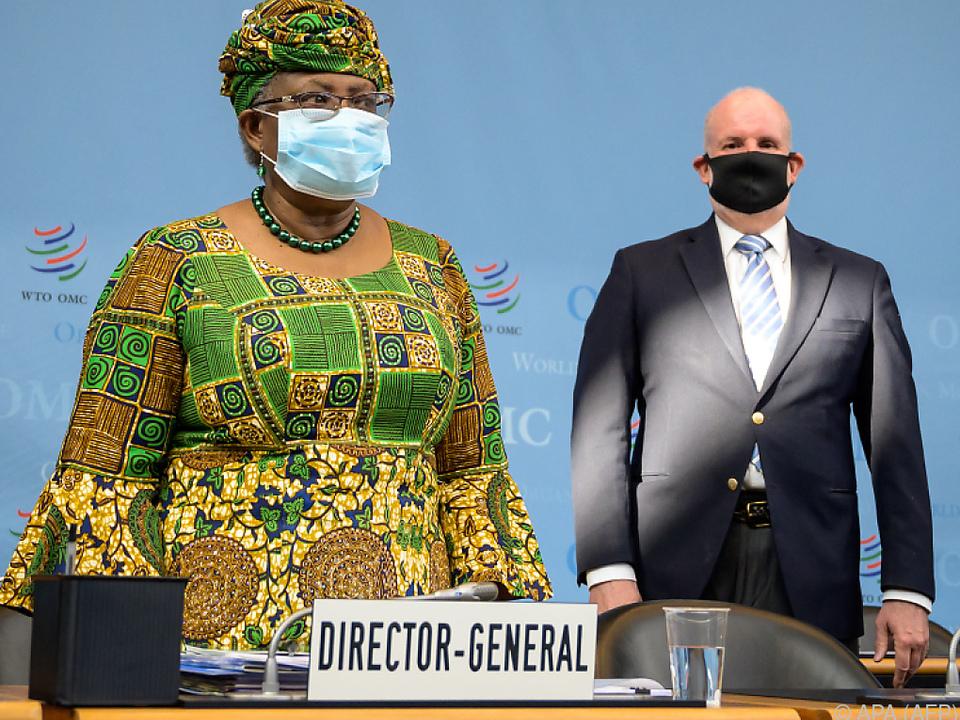 Ngozi Okonjo-Iweala ist nun WTO-Chefin