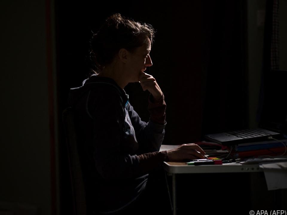 Österreich vor allem für Teleworking interessant job büro arbeit homeoffice