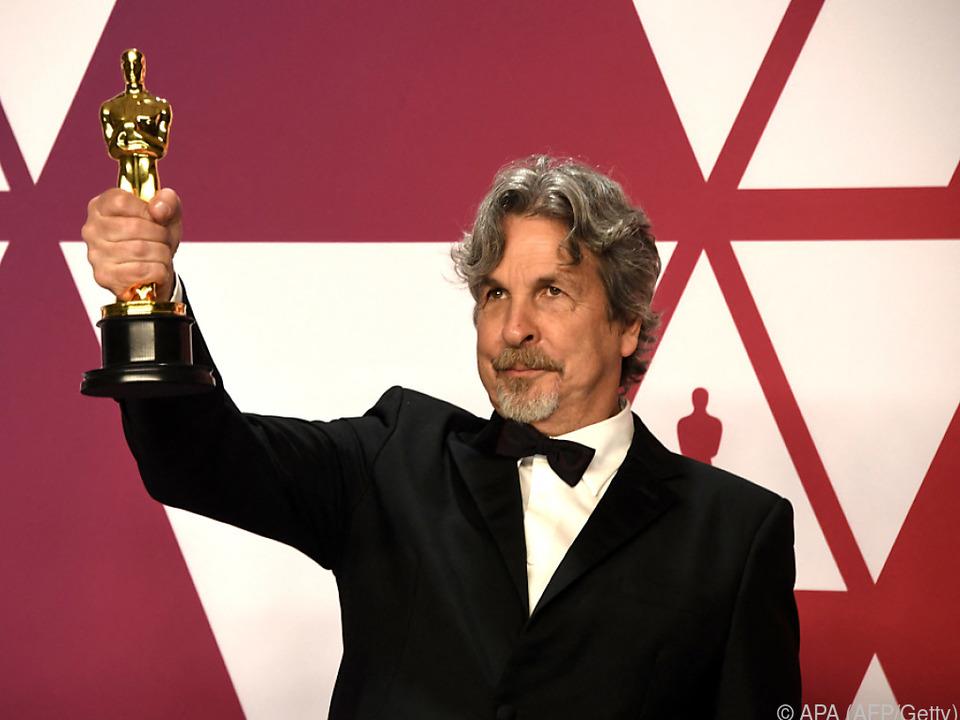 Oscar-Preisträger Peter Farrelly