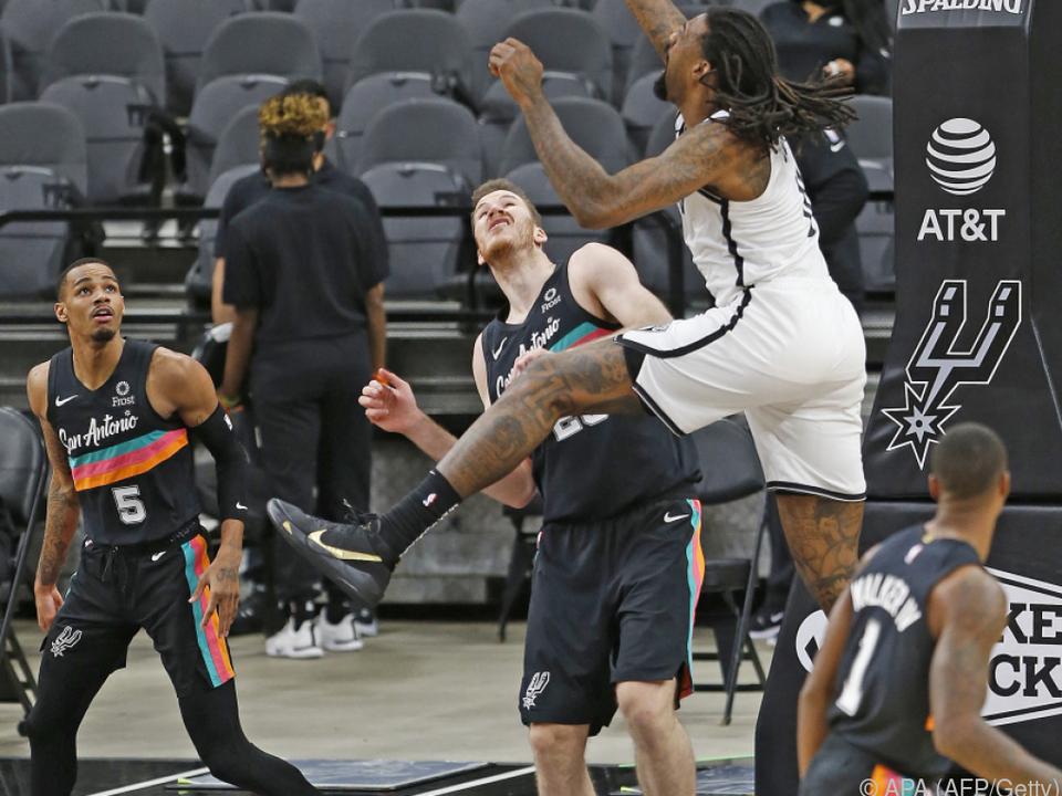 Overtime-Niederlage für Jakob Pöltl und die San Antonio Spurs