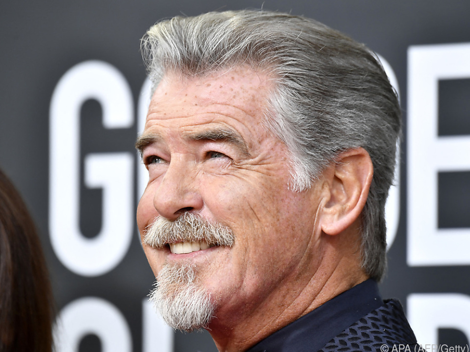 Pierce Brosnan spielt Doctor Fate in \