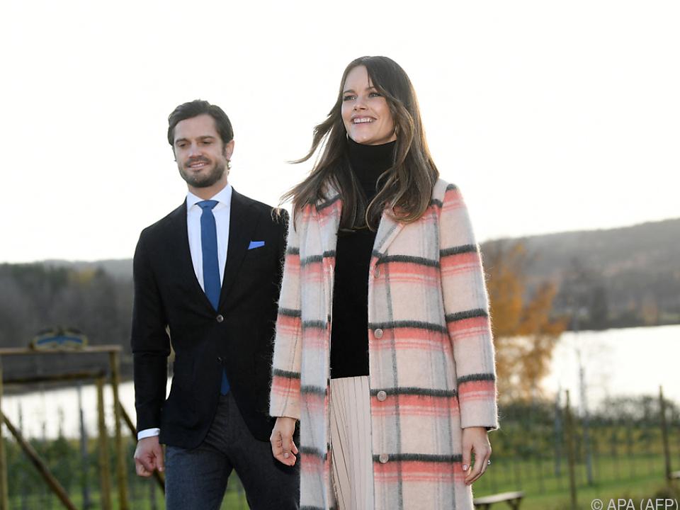 Prinz Carl Philip und Prinzessin Sofia wurden erneut Eltern
