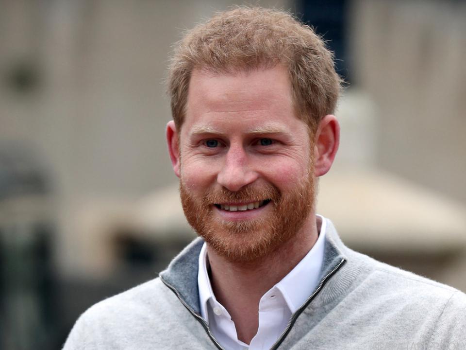 Prinz Harry will gegen Falschinformation im Internet vorgehen