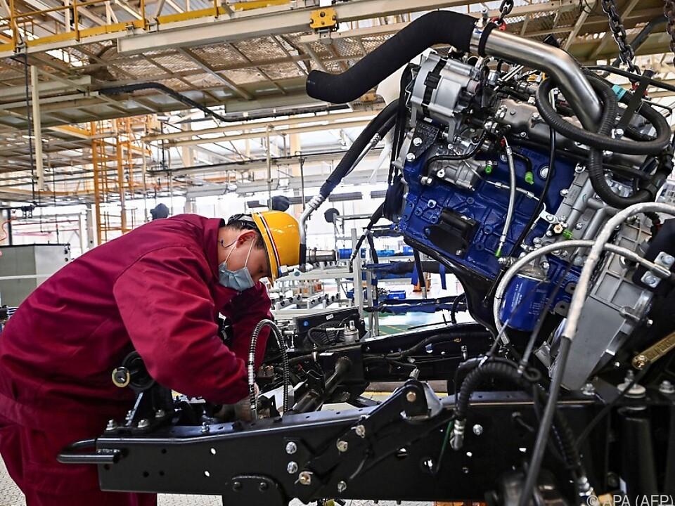 Produktion wächst in ersten beiden Monaten um 35,1 Prozent